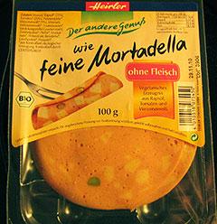 """Wie feine Mortadella"""