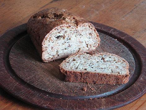 Veganes Hefe-Brot