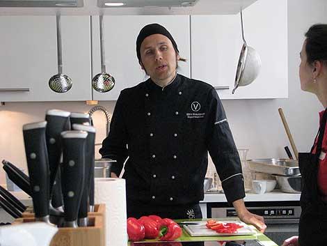 Vegan Koch Björn Moschinski