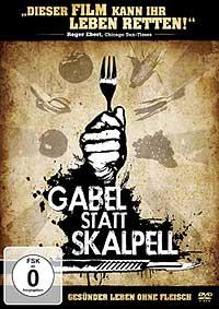 DVD-Cover Gabel Statt Skalpell