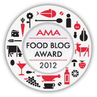 Food-Blog-Award: für Peter abstimmen