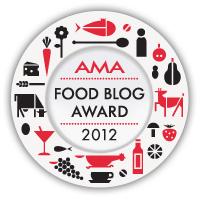 Food-Blog-Award: für Peter abstimmen