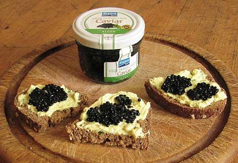 kaviar vegan und keiner merkts unverbissen vegetarisch. Black Bedroom Furniture Sets. Home Design Ideas