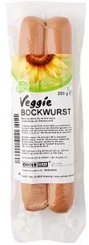 beste vegane Bockwurst