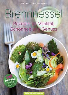 Brennessel-Rezeptbuch Cover