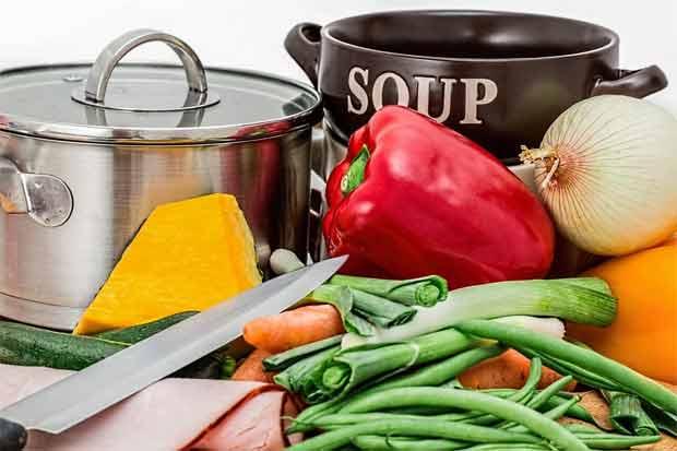 vegetarisch kochen Symbolbild